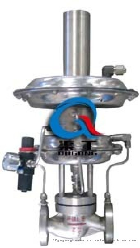 ZZYVP-16BII,氮封閥,自力式壓力調節閥