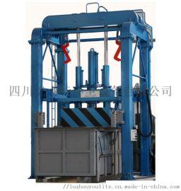 垂直式垃圾压缩机地埋式液压垃圾中转站 宜宾珙县厂家