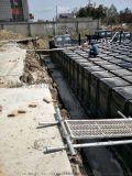抗浮式增压地埋箱泵一体化消防水池