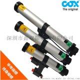 COX进口2代腊肠型气动打胶枪软包装胶气动打胶枪