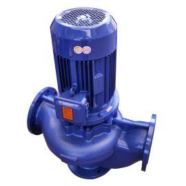 GW系列管道式无堵塞排污泵