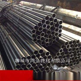 高精密无缝钢管 27SiMn精密钢管63.5*9