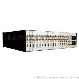 纵横天成16路SDI转HDMI转换器插卡式结构