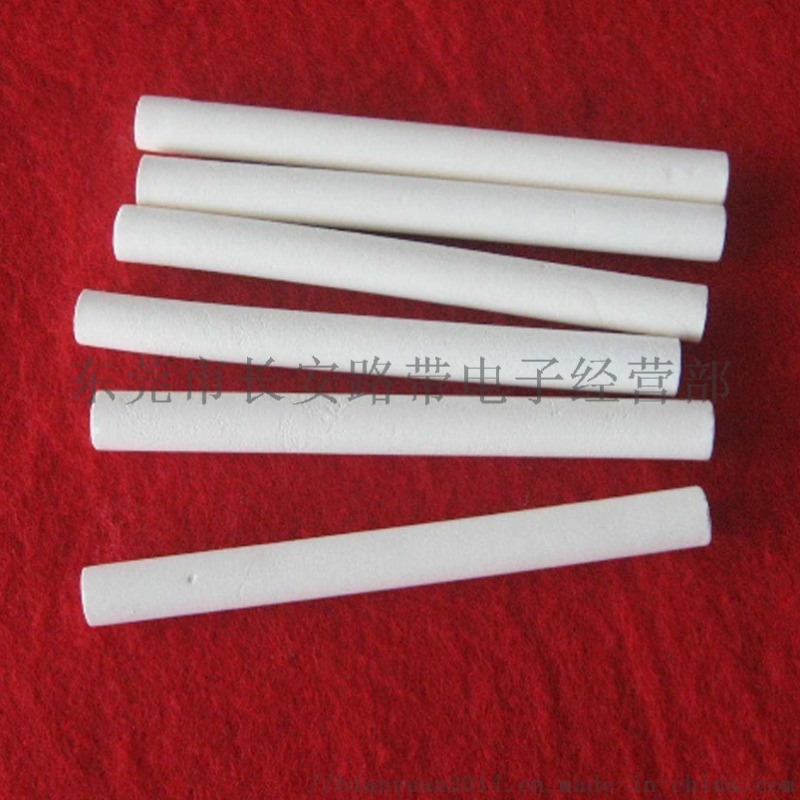 定製99氧化鋁陶瓷吸水棒 電蚊香液用多孔陶瓷芯棒
