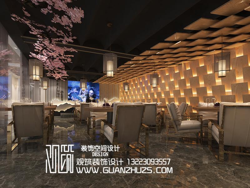 河南私房餐馆装修设计公司
