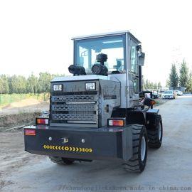 四驱越野叉车 3.5吨越野叉车 可加装属具 捷克