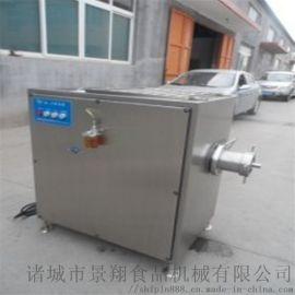 供应景翔120型绞肉机  不锈钢304全自动绞肉机