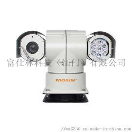 4G无线车载摄像头 车顶云台 监控摄像机