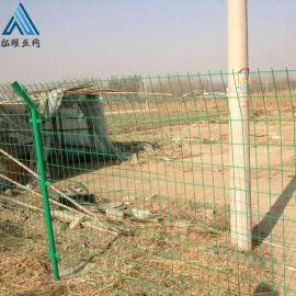 生活区围栏网/双边丝隔离网