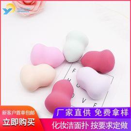 彩色美妝親膚化妝棉蛋 葫蘆粉撲海綿吸水美妝蛋