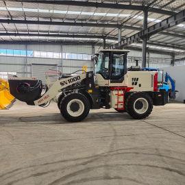厂家销售小型装载机 混泥土搅拌装载机 螺旋式铲车