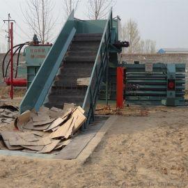 宁津旺达WDF-160废纸打包机厂家报价
