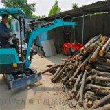輪式挖掘機 勾機市場 六九重工 可配置多種輔具