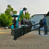 挖掘機械 小型挖土機出租 六九重工 溝端開挖:挖土