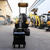厂家直销 小型农用挖掘机 山地大棚果园园林小挖机