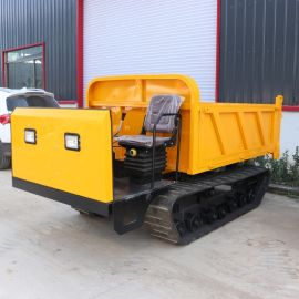 多型号手扶式履带运输车 小型履带运输车
