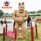 湖南雕塑厂,假山人物佛像泥塑加工定制