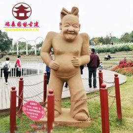湖南雕塑廠,假山人物佛像泥塑加工定制
