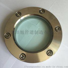 316L内六角法兰视镜