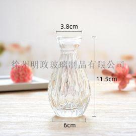 水养瓶简约花瓶创意花瓶迷你花瓶桌面花瓶装饰瓶摆件瓶