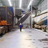 通畅集装箱粉煤灰卸车机 矿粉熟料中转拆箱机 卸灰机