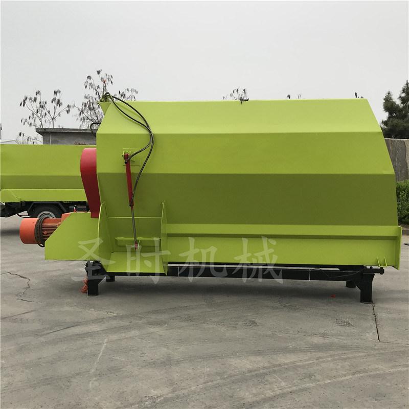 喀什养殖场料草混合机 牵引式牛羊TMR饲料搅拌机