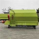 喀什養殖場料草混合機 牽引式牛羊TMR飼料攪拌機