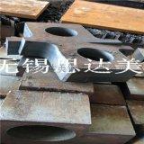 NM400耐磨鋼板零割