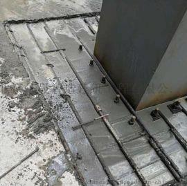 承重柱混凝土浇空了怎么处理