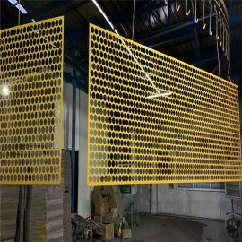 门头镂空雕刻铝单板 造型雕花铝板有哪些优势
