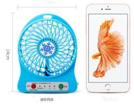Usb台式锂电池电风扇跑江湖地摊15元模式新奇暴利产品供应商