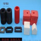 深圳低硬度模壓矽膠發泡製品