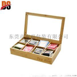 木制茶叶盒包装的作用