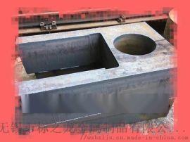 Q235B轴承座切割,厚板数控切割,2-500MM