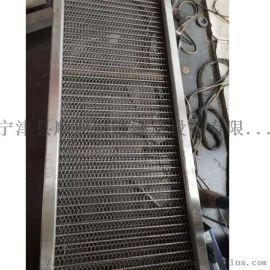食品流水线烘干机用304不锈钢网带