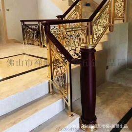 **楼梯栏杆立柱太让人惊艳了