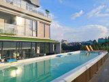 福建别墅泳池厂家-空气能加热泳池-一体式智能泳池
