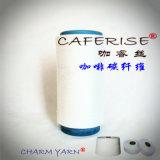 咖啡炭纱线 咖啡炭经编毛巾 咖啡炭牛仔面料 咖睿丝
