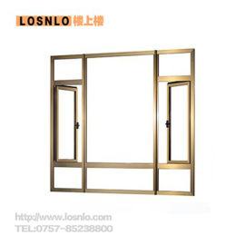 樓上樓高端鋁合金平開窗多少錢一平方