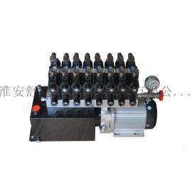 60V2.2KW无刷直流电机液压动力单元