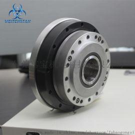 威腾斯坦机器人中空谐波减速机小型高精密减速器厂家