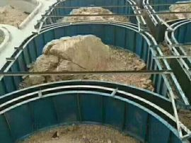 护坡钢模具,定做护坡模具混凝土预制护坡模具
