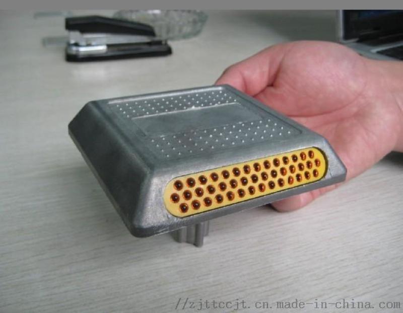 鑄鋁反光道釘 突凸起反光路標 安全反光減速道釘
