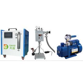 精细化工专用玻璃管熔封机 氢氧火焰真空封口机