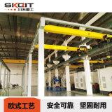 5噸歐式半龍門吊 有軌半門式起重機