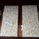 石纹铝单板基本说明 石漆铝单板构造特点