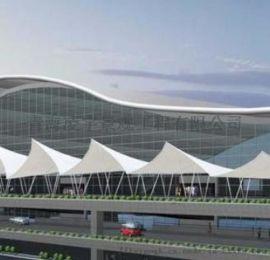 青海民和网球场膜结构和互助建筑膜公司