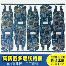 生产多层PCB线路板