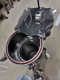 厂家直供 前置高效过滤不锈钢袋式过滤器