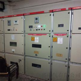 高壓成套配電櫃帶有五防功能   10kv高壓進線櫃